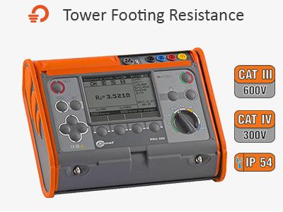 Sonel India - Tower Footing Resistance Meter Image