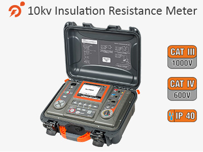 Sonel India - 10kv Insulation Resistance Meter Image