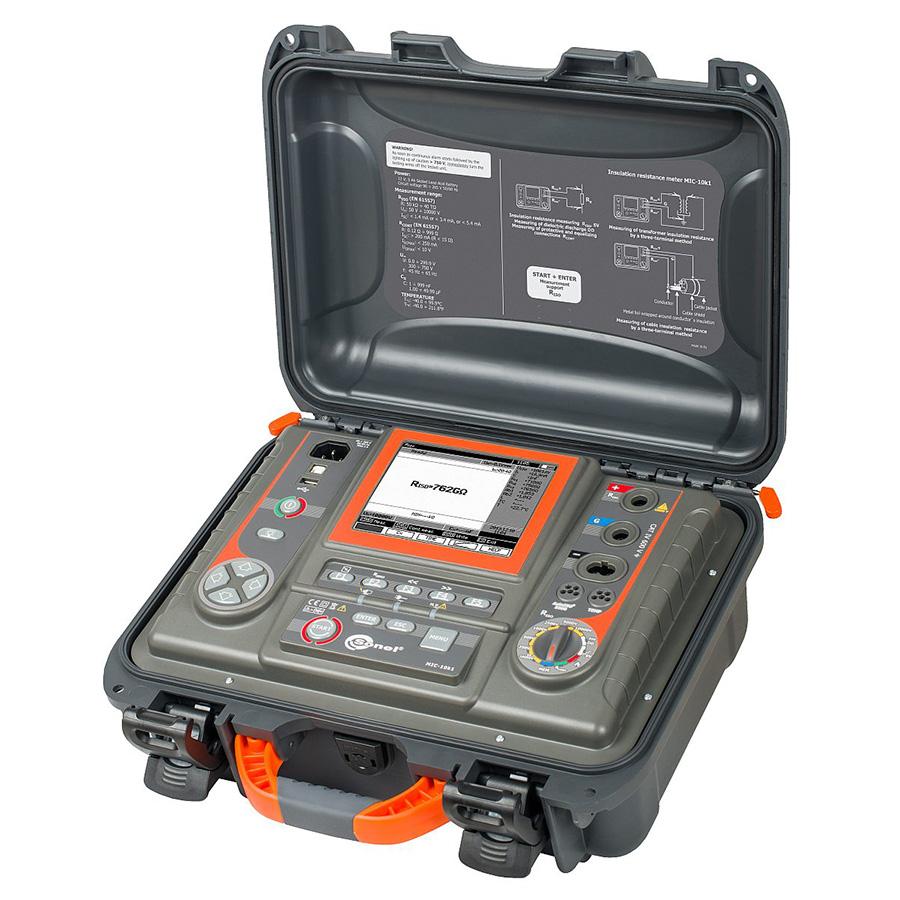 MIC-10k1, 10KV Insulation Tester, 10KV Insulation Resistance Meter