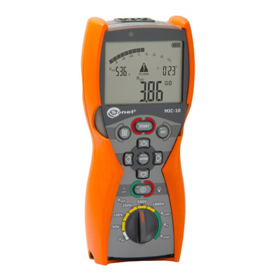 MIC-10 , 1KV Insulation Tester